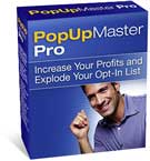 PopupMaster Pro will explode your opt-in list...
